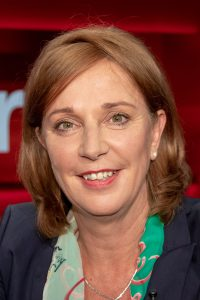 Ministerin Yvonne Gebauer